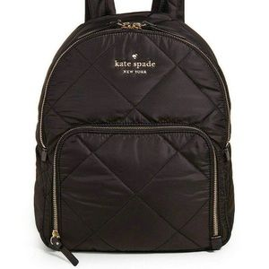 Kate Spade Watson Lane Hartley Quilted Nylon BPack